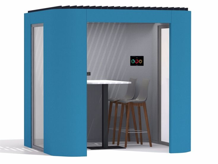 Oasis Soft Team Booth | Acoustic Pods | Office Furniture