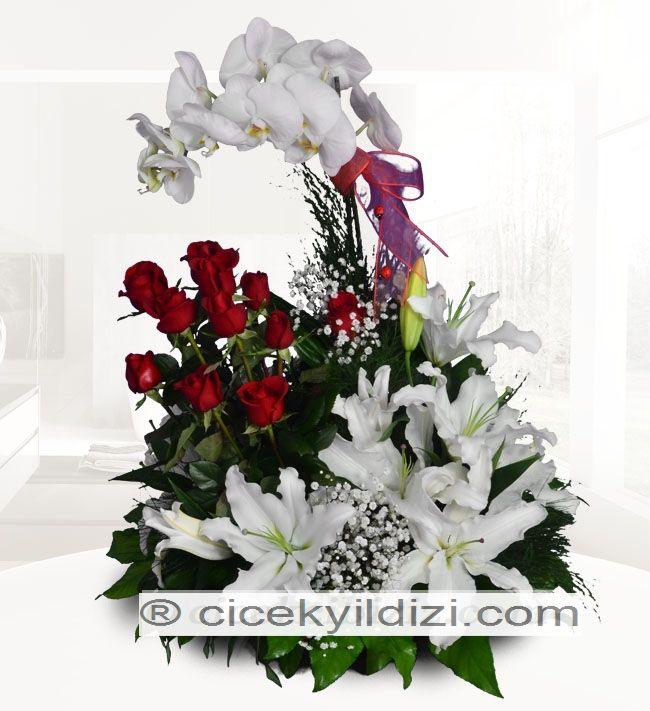 Orkide Lilyum Gül Arj. https://www.cicekyildizi.com/yeni-is-terfi
