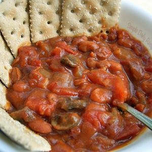 Vegetarian chili, Chili recipes and Chili on Pinterest