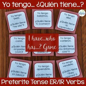 112 best Espanol: verbs images on Pinterest   Spanish classroom ...