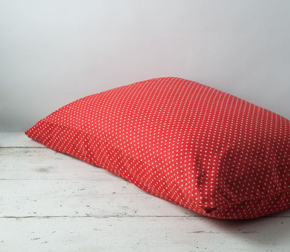Polka Dot Pillowcases Brilliant 50 Best Red Polka Dots Images On Pinterest  Polka Dots Dots And Inspiration