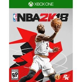 Pre-Order NBA 2K18 now to receive Early Access (4 days before standard release), 5,000 Virtual Currency, 10 MyTEAM packs (delivered one a week), and Kyrie Irving MyPLAYER apparel!<br><br>The highest rated* annual sports title of this console generation returns with NBA 2K18, featuring unparalleled authenticity and improvements on the court.<br><br>*According to 2008 - 2016 Metacritic.com