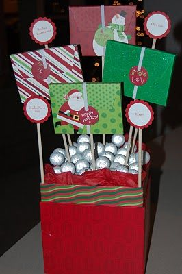 Gift card tree because teachers deserve EVERYTHING they want  from their favorite places!