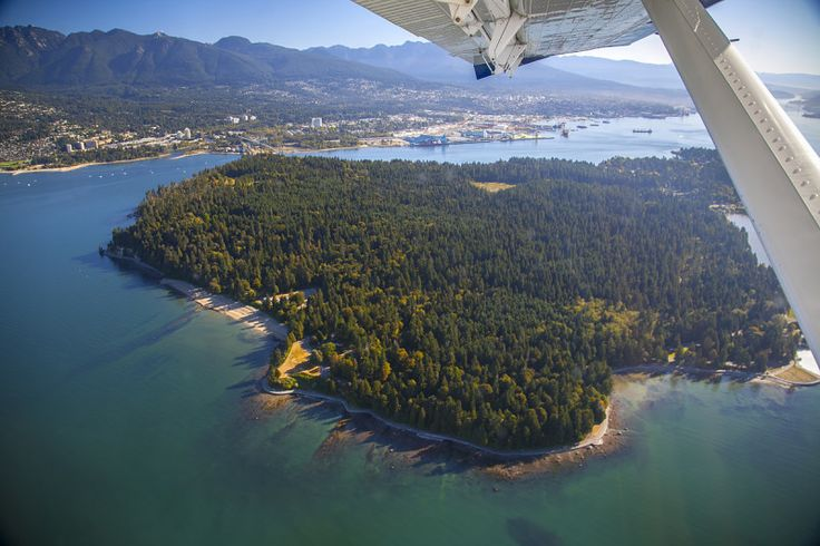 This amazing look down at Vancouver en route to Whistler BC on a Harbour Air Seaplane was captured by Rishad Daroowala. Thank you!
