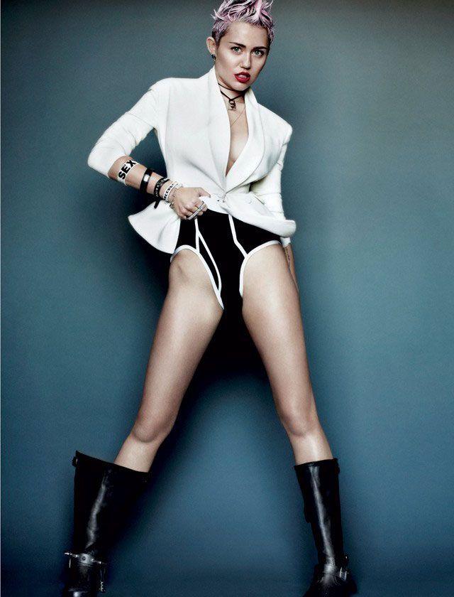 Miley Cyrus New Sexy Pics