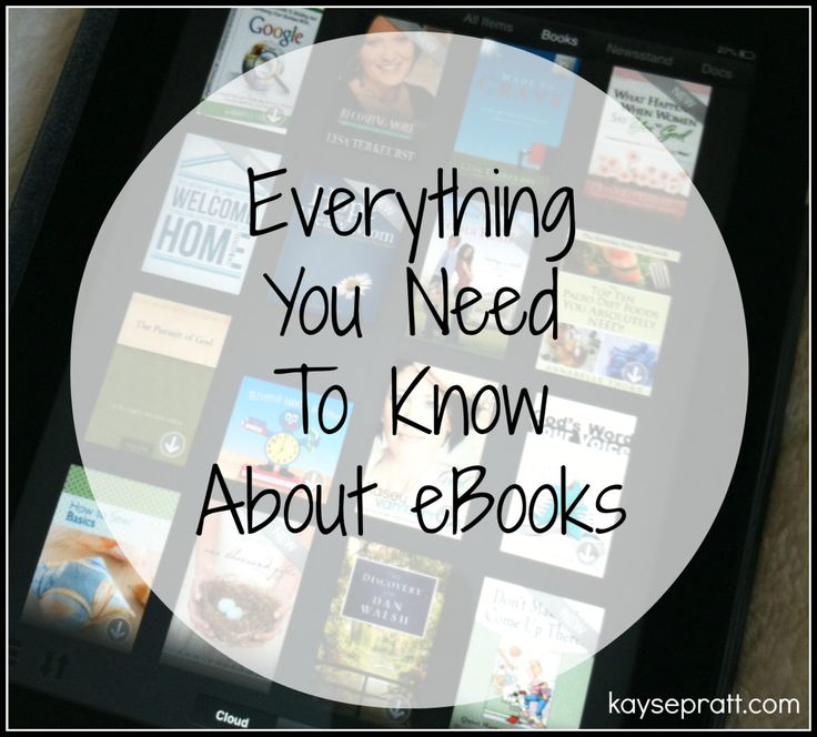13 best books worth reading images on pinterest read books everything you need to know about ebooks fandeluxe Images