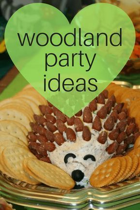 The cutest forest baby shower ideas – the popular forest animal theme #babyshowerdecorations