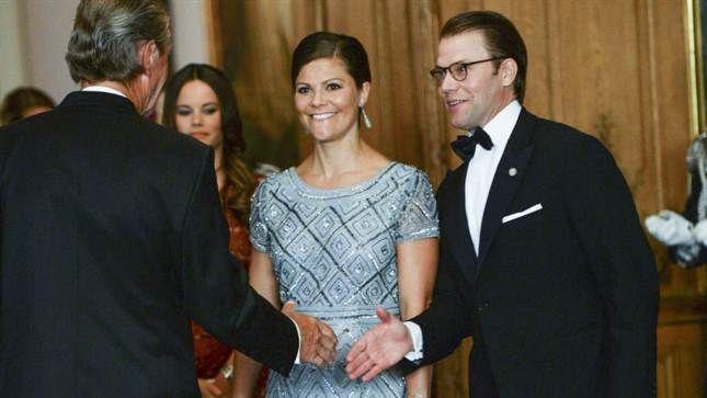 Foro Hispanico de Opiniones sobre la Realeza: La Familia Real Sueca ofrece una cena a autoridades del país