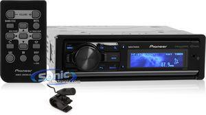 Pioneer DEH-X9500BHS CD/MP3/WMA Car Stereo w/ Bluetooth, HD Radio