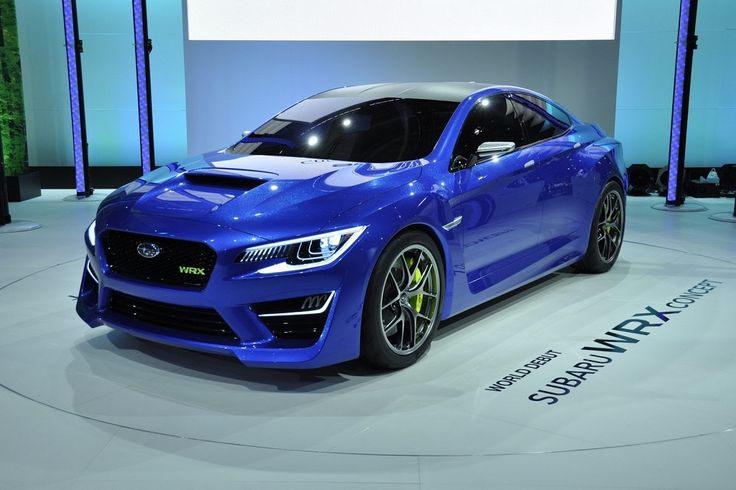 2017 Subaru WRX >> www.imocars.com