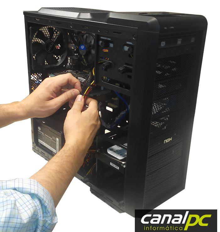 Montando ordenador a medida canalpc extreme con las nuevas cajas Nox Coolbay SX