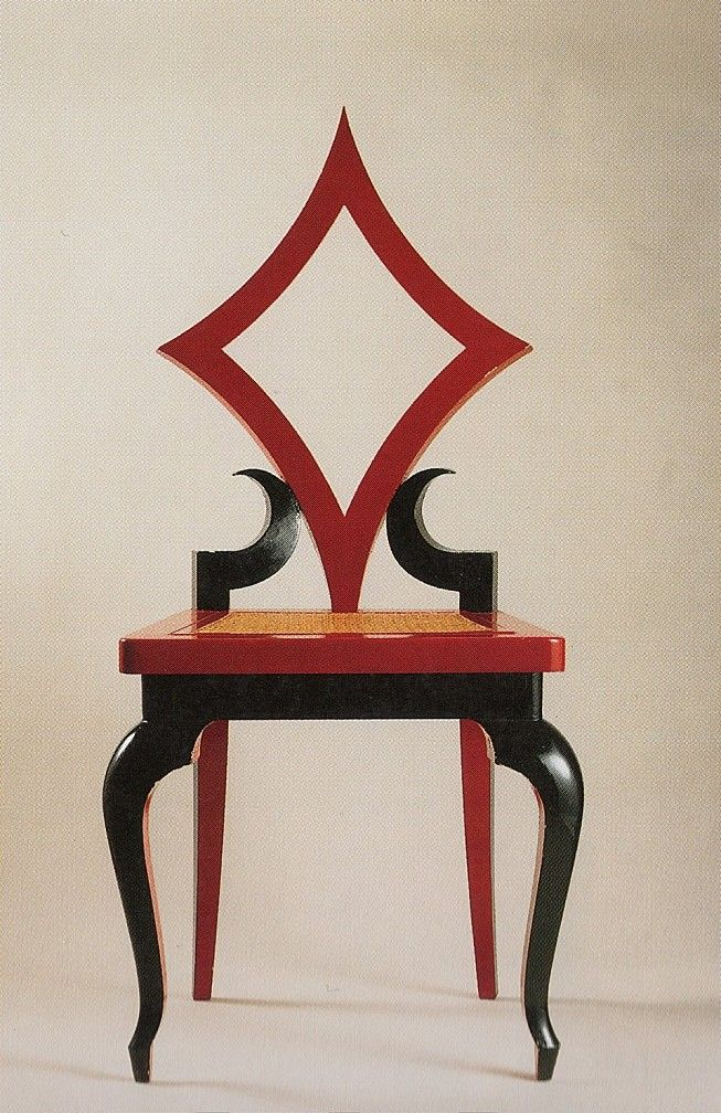 Emilio TERRY - one of 4 chairs, 1948