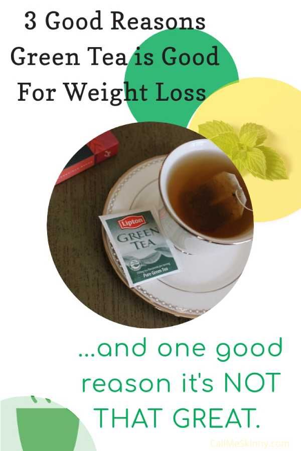 Fat Loss Green Tea Name