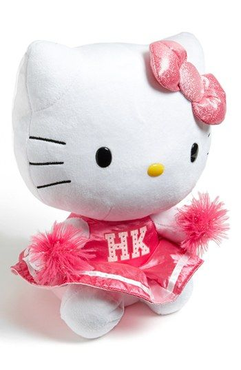 TY Toys Hello Kitty® 'Cheerleader' Stuffed Animal available at #Nordstrom
