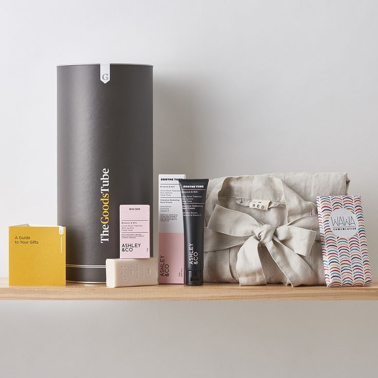 Lady Luxury Tube  Ultimate luxury with linen robe, divine scents and pure chocolate indulgence.