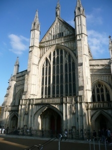 Winchester Cathedral - missed out on going here.. need to get there next time I'm in the UK