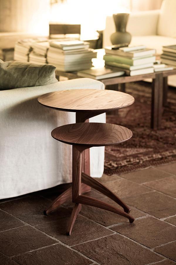 tavolini pieghevoli in legno di frassino 2014