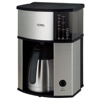 サーモス【THERMOS】 真空断熱ポット コーヒーメーカーECD-1000 クリアステンレス(CS)【楽天市場】