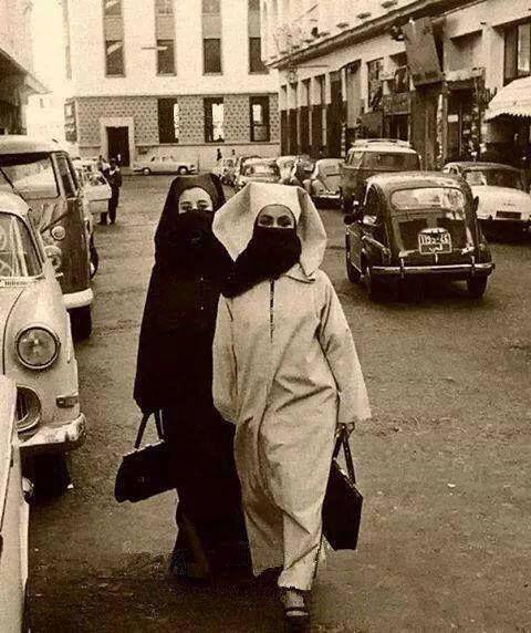 La beauté marocaine n'a pas pas d'âge et n'a pas de siècle                                                                                                                                                                                 Plus