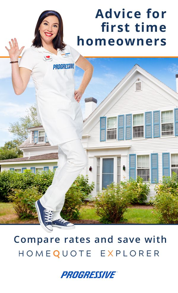 Whether you're about to purchase your first home or your forever home, you should be spending time planning your new space – not looking for ways to protect it. HomeQuote Explorer from Progressive lets you instantly compare home insurance rates and coverages side-by-side. Simply enter your address, answer a few questions about your home and you'll have quotes in about 15 minutes.