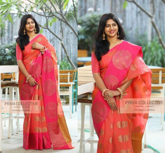 8043fa94e2 This Silk Saree Trend That Every One Will Wear This Year | saree ...