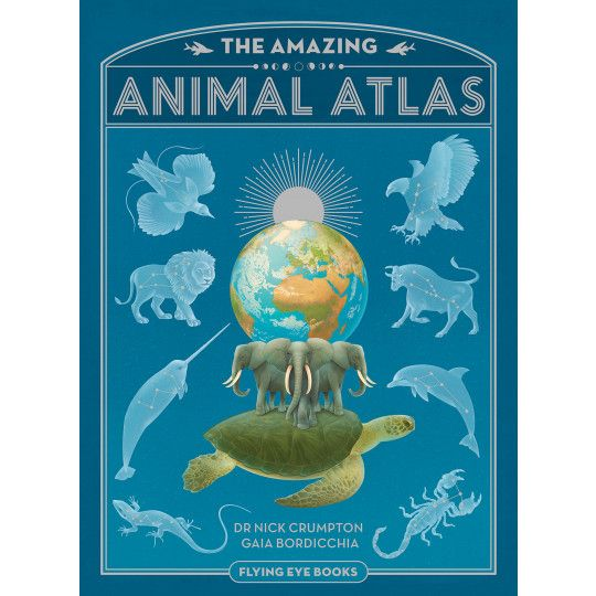 The Amazing Animal Atlas Book - Animals - Kids Toys | Australian Geographic Shop Online