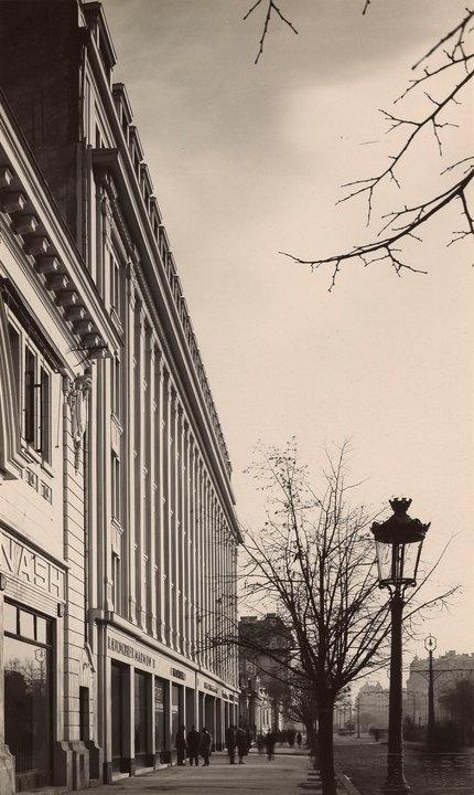 Auto Palace Ciclop - Bucuresti 1935