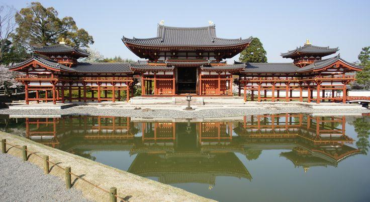 平等院鳳凰堂 / 京都府宇治市 Byodo-in Hoo-do / Uji City in Kyoto 2014/04/08