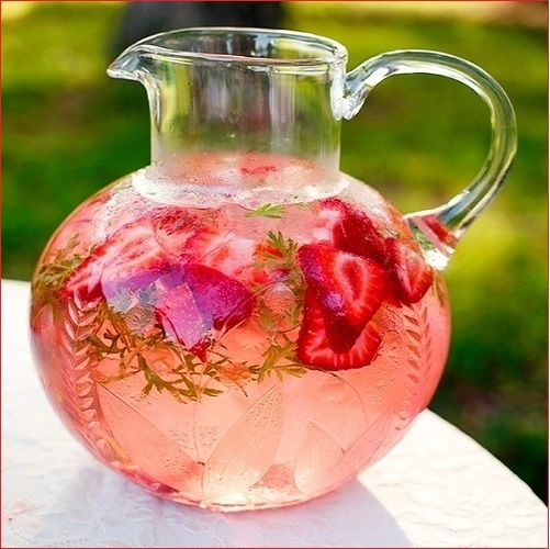 Flavored water. It is one of those drinks that has high calories. It's calories are even more than a piece of cake.