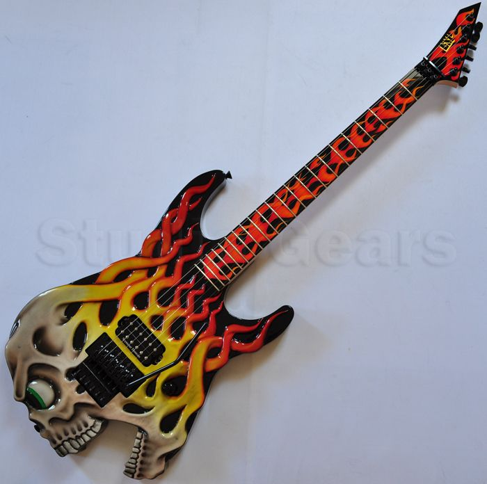George Lynch Hot Licks Gitarre