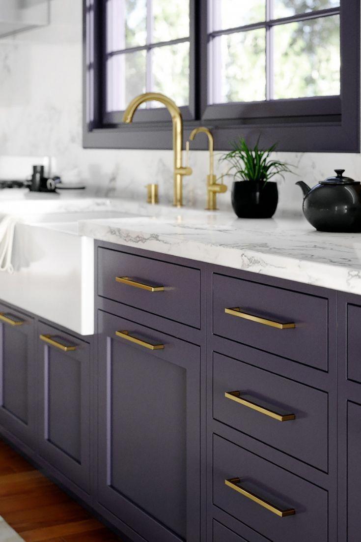 Slender Bar Drawer Pull In 2020 Kitchen Renovation Kitchen Layout Kitchen Trends