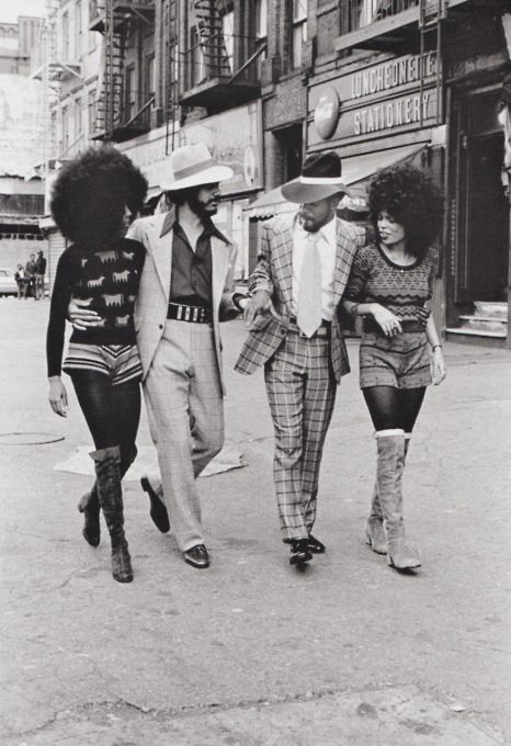 I have more old school photos from Nigeria. I mean, fu'real people were SWAGGIN in the 80s in Africa.
