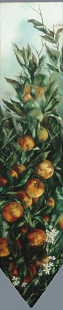 Orange Branch - Formerly attributed to John La Farge