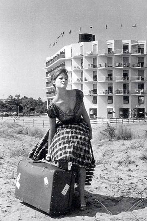La Chica con la Maleta (La Ragazza con la Valiglia - Valerio Zurlini, 1961)