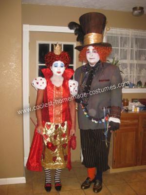 coolest diy alice in wonderland couple halloween costume halloween costumes we and halloween