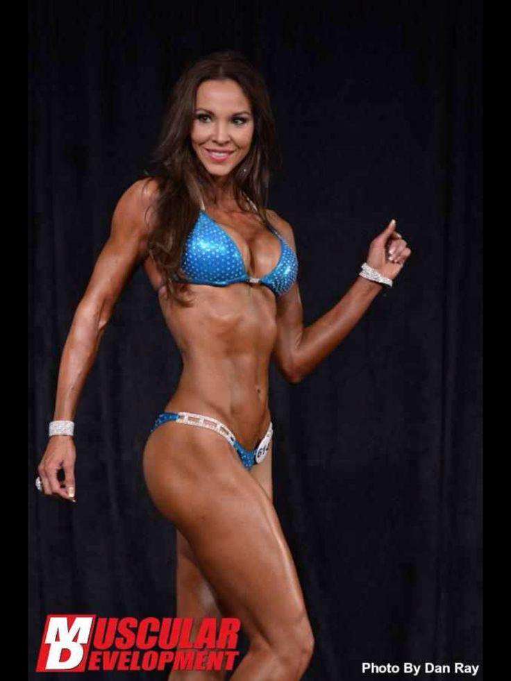IFBB North Americans 2013 Joni Lyn Ortiz Pro