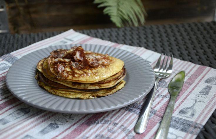 Pannekaker uten sukker eller mel