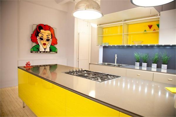 Contemporary (Modern, Retro) Kitchen by Nika Roback