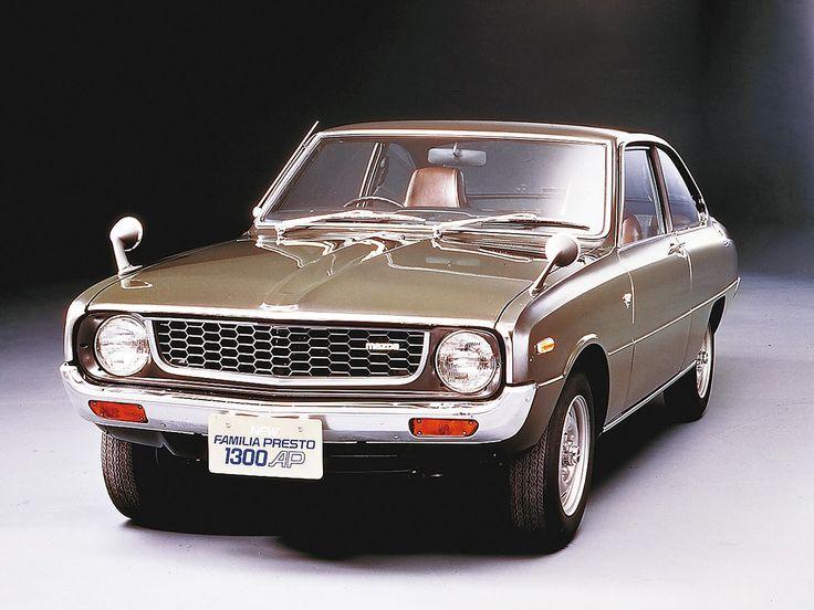 Mazda Familia Presto 1300