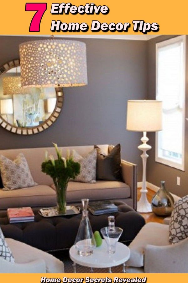 Revealing Effective Secrets In Living Rooms