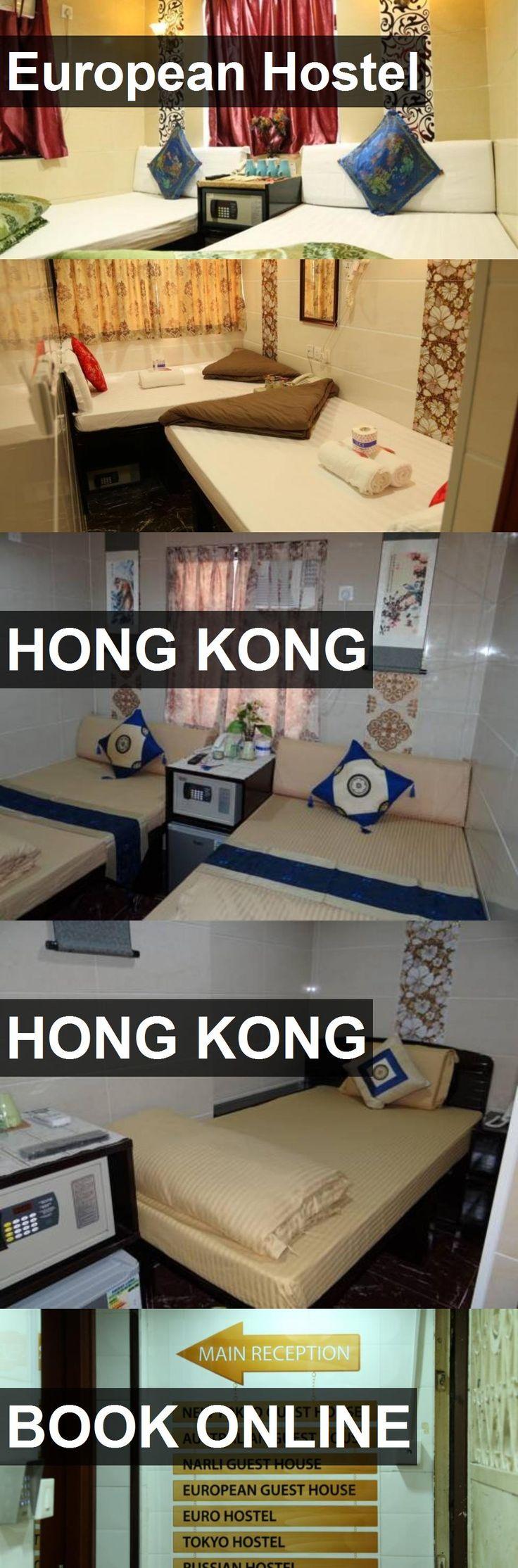 European Hostel in Hong Kong, Hong Kong. For more information, photos, reviews and best prices please follow the link. #HongKong #HongKong #travel #vacation #hostel