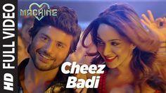 Cheez Badi Full Video | Machine | Mustafa & Kiara Advani | Udit Narayan & Neha Kakkar | T-Series - YouTube