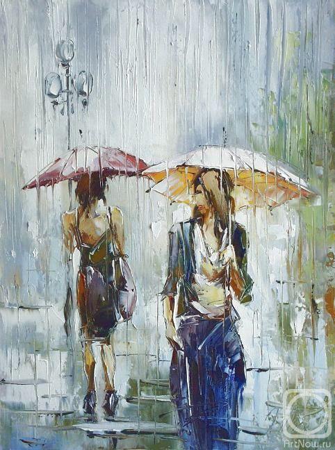 """""""Rainy Day"""" by Yuri Khovanskii"""