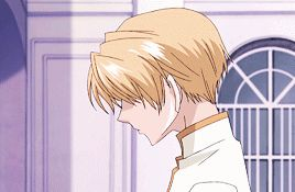 Tamaki Suo | Ouran High School Host Club... Ok Who else sees Tamaki has BLUE eyes in this thing! Gonna have to go watch that scene again for conciliation!