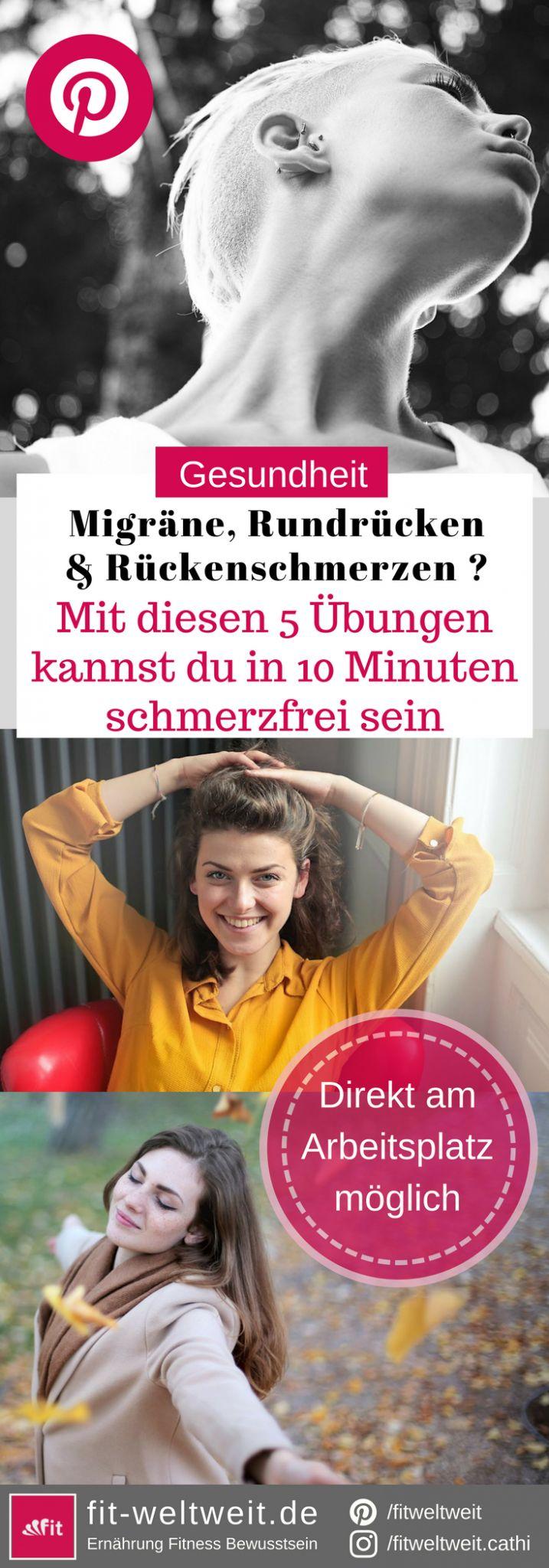 Liebscher Bracht Übungen Nacken (HWS Schmerzen Atlaskorrektur Hals)