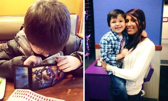 This mom's thoughts onhow toraise her son tobecome areal gentleman went viral