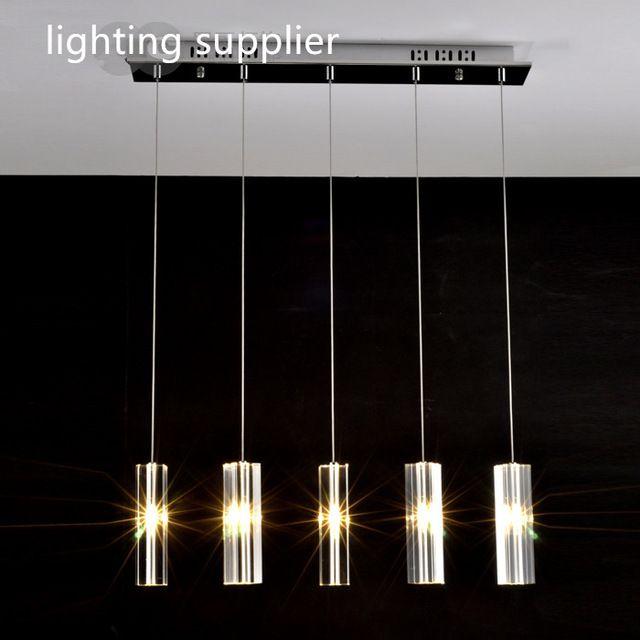 Висячие столовая лампы Подвесные светильники Современная Кухня лампы обеденный стол освещение для столовой Дома подвесной светильник