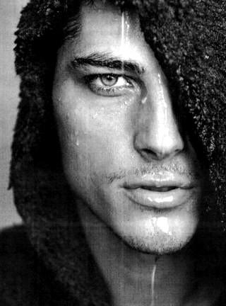 Atesh Salih   Turkish Model (Most Famous for his  Giorgio Armani Shoots)