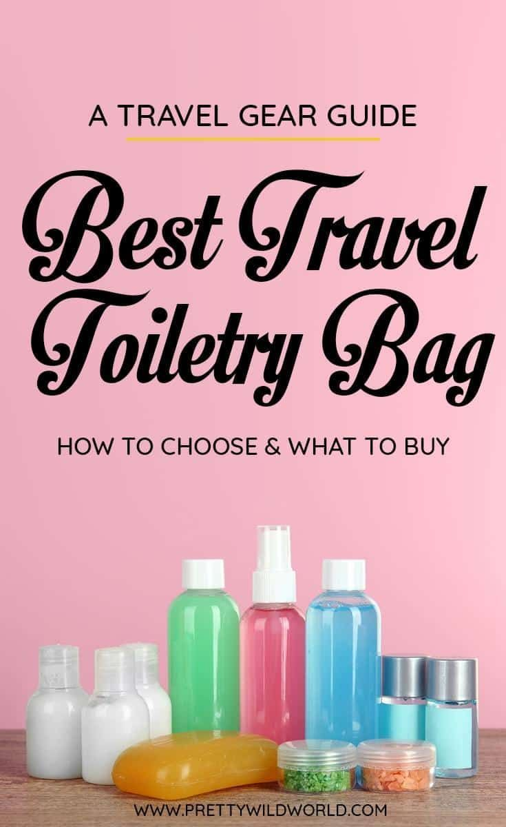 cbff9636c03e Looking for the toiletry bags for travel on the market  Check out this travel  gear