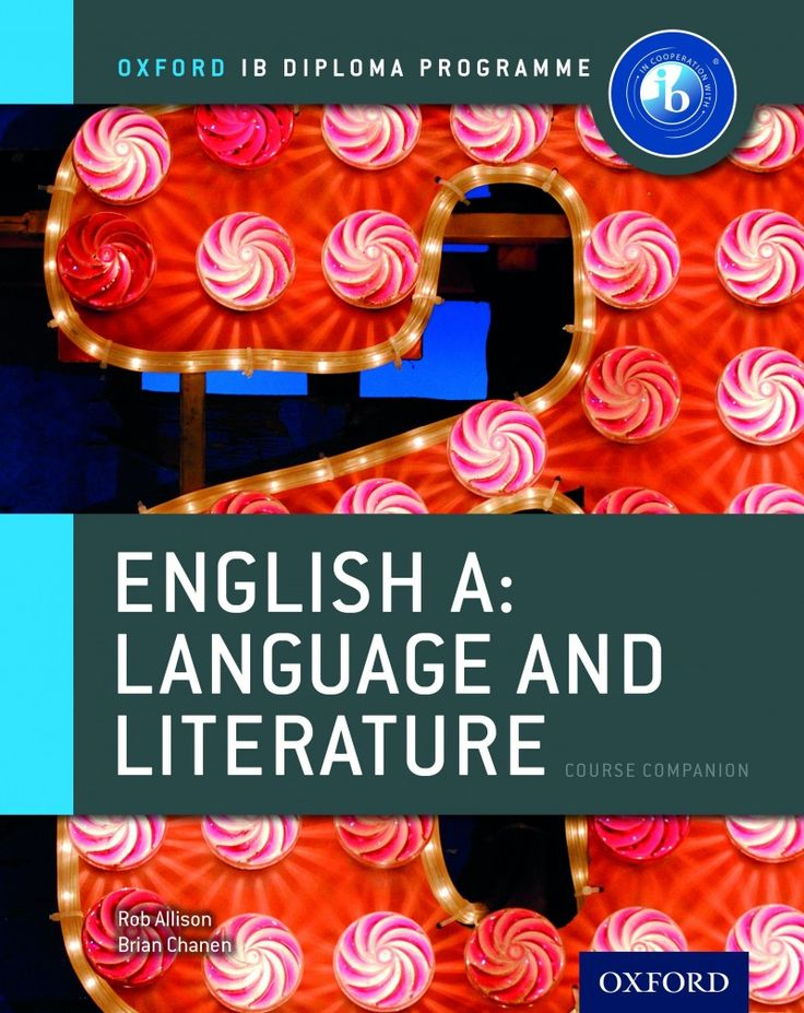 english a language and literature sl Ib language and literature grade boundaries – higher level & standard level   ib sl (standard level) language and literature suggested grade.